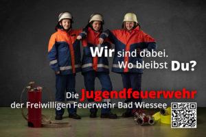 Die Jugendfeuerwehr der FFW Bad Wiessee